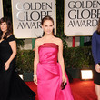 Natalie Portman in Lanvin at the 2012 Golden Globe Awards