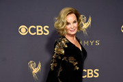 Actor Jessica Lange attends the 69th Annual Primetime Emmy Awards at Microsoft Theater on September 17, 2017 in Los Angeles, California.