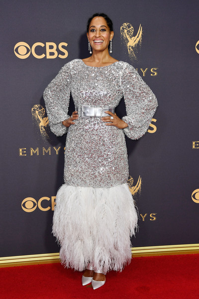 Tracee Ellis Ross in Chanel Couture at the Grammy Awards