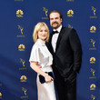 David Harbour And Alison Sudol