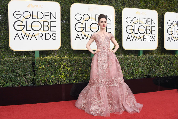 All the Stunning Looks from the 2017 Golden Globes