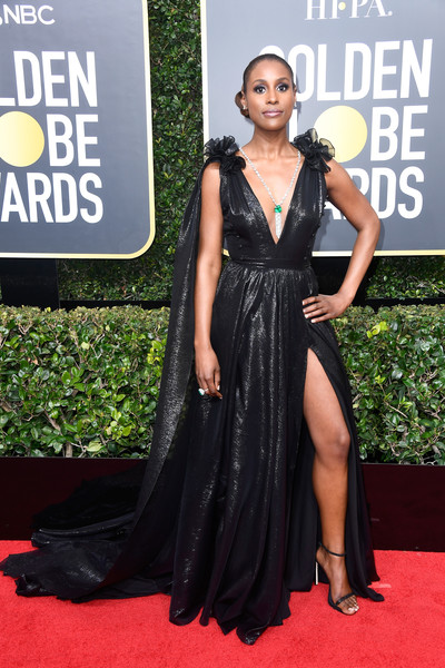 Issa Rae in Prabal Gurung