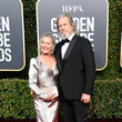Jeff Bridges And Susan Geston