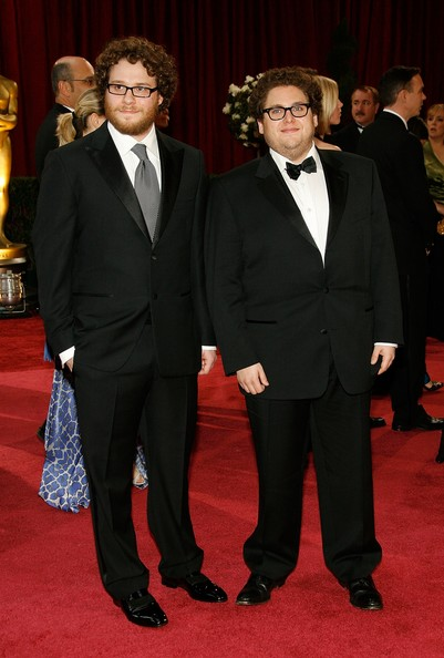 Seth Rogen And Jonah Hill, 2008