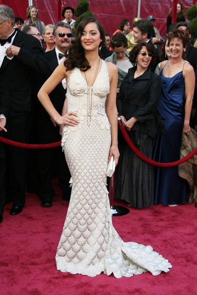 Marion Cotillard at the 2008 Oscars