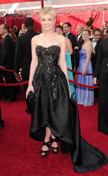 Carey Mulligan at the 2010 Oscars