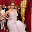 Jennifer Lopez at the 2010 Oscars
