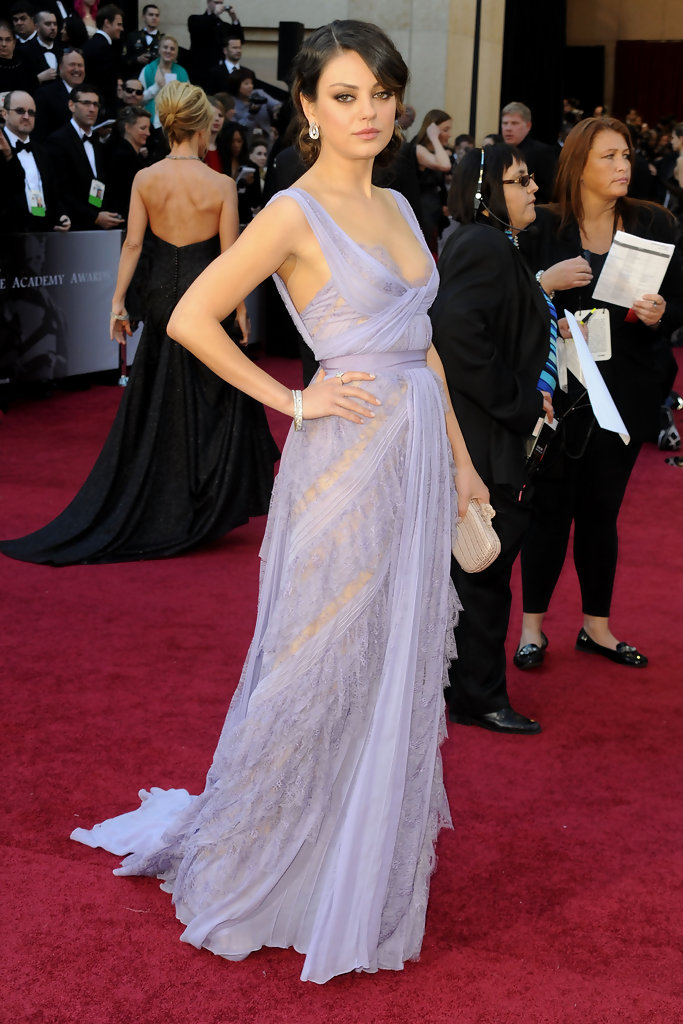 Best Dressed at the Oscars 2011 - Oscar Gowns 2011 - Livingly  Best Dressed at...