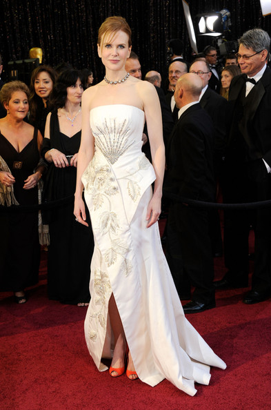 Nicole Kidman at the 2011 Oscars
