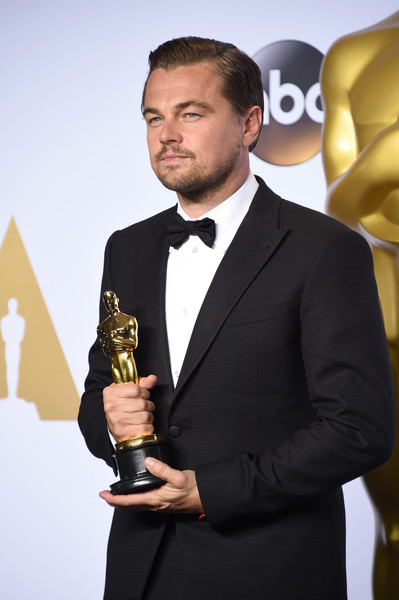 Leonardo Dicaprio Addressed Climate Change