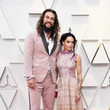 Jason Momoa And Lisa Bonet