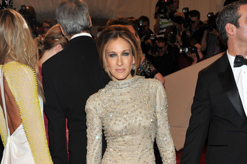 Sarah Jessica Parker Best Dressed in Alexander McQueen at the 2011 Met Gala