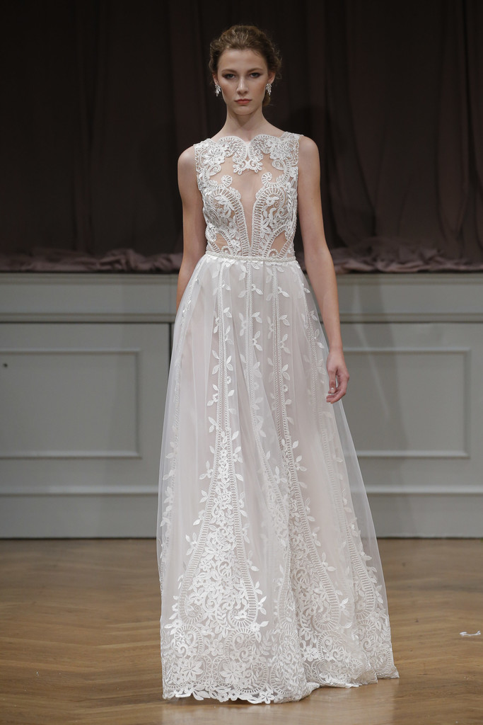 Alon Livne Bridal Fall 2016 The Most Gorgeous Wedding
