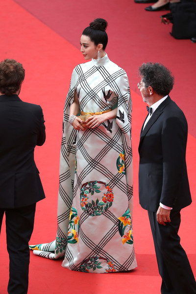 Fan Bingbing at the Cannes Film Festival