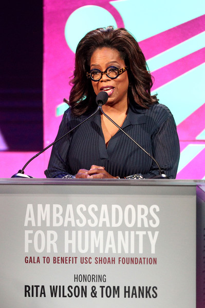 2018: Oprah Is The First Black Woman To Win The Cecil B. DeMille Award