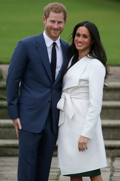 Prince Harry & Meghan Markle Got Engaged