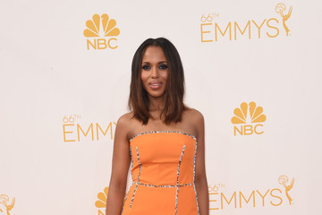 Kerry Washington's Emmys Gown (Photos)