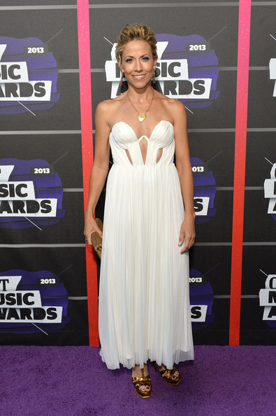Sheryl Crow At The 2013 CMT Awards