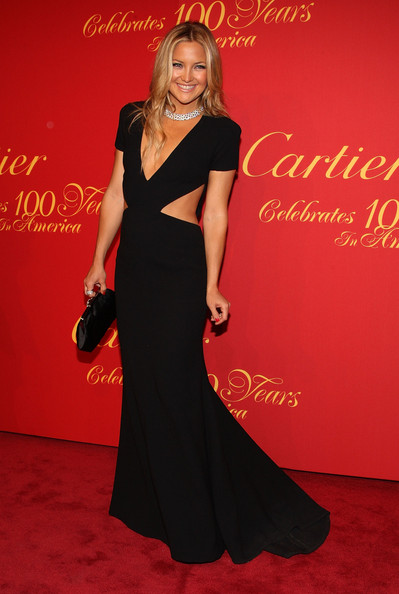 Kate In Cutouts At A Cartier Celebration, 2009