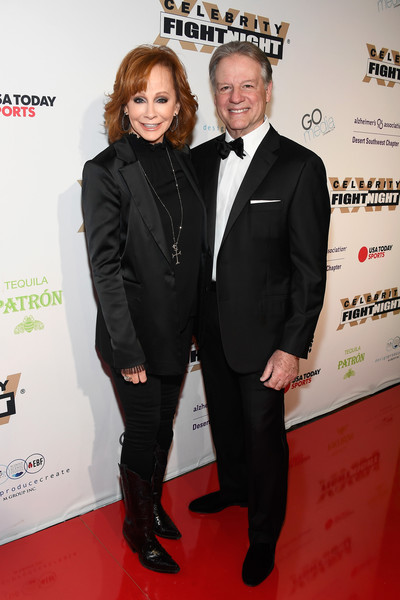 "Reba McEntire And Anthony ""Skeeter"" Lasuzzo"