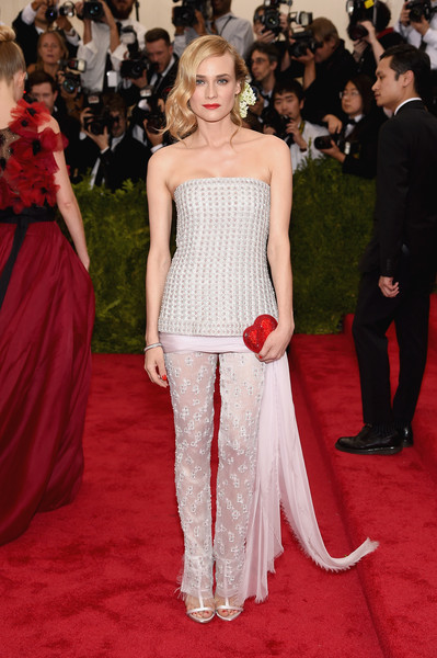 Diane Kruger in Chanel, 2015