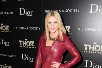 What Do You Think of Carrie Keagan's Red Leather Look?