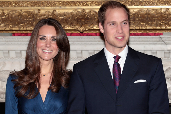 b361598979f Kate+Middleton in Clarence House Announce The Engagement Of Prince William  To Kate Middleton