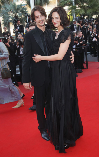 Michele Civetta and Asia Argento At The 2010 Cannes Film Festival