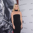 Alice Eve at the Premiere of 'Criminal'