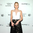 Jennifer Morrison at the 'Dirty Weekend' Premiere