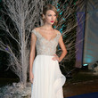 Reem Acra at the 2013 Winter Whites Gala