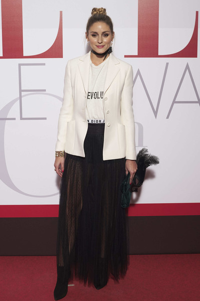 Head-To-Toe Dior Fabulousness At A Madrid Event