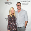 Dean McDermott proposed to Tori Spelling in a Christmas tree farm.