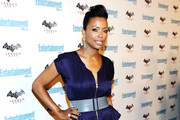 Actress Aisha Tyler arrives at Entertainment Weekly's 5th Annual Comic-Con Celebration sponsored by Batman: Arkham City held at Float, Hard Rock Hotel San Diego on July 23, 2011 in San Diego, California.