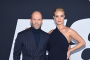 Actor Bruce Willis and Model Emma Heming attend