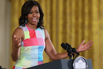 Michelle Obama: Women Who Have Changed History