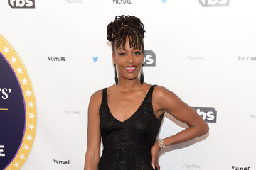 Franchesca Ramsey 'Full Frontal With Samantha Bee's Not The White House Correspondents' Dinner - Red Carpet