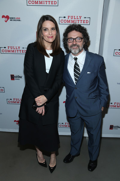 Tina Fey & Jeff Richmond