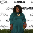 Gabourey Sidibe in Emerald