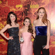 The 'Game of Thrones' girls