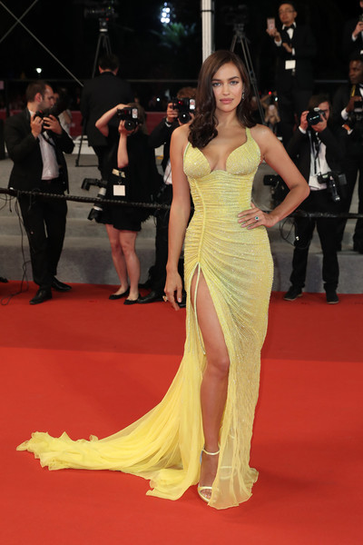 Irina Shayk at the Cannes Film Festival