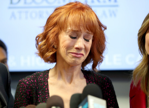 Kathy Griffin's Photo Controversay