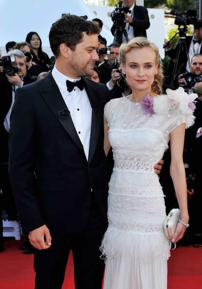 Diane Kruger And Joshua Jackson At The 2012 Cannes Film Festival