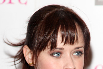 Alexis Bledel's Long Fine Hair