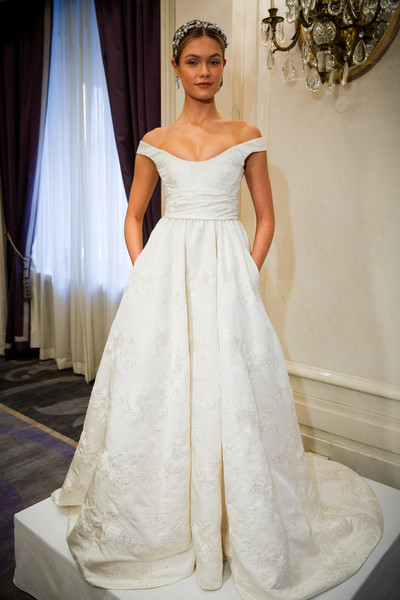 Marchesa, Spring 2016 - The Best Wedding Gowns from Bridal Fashion ...