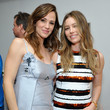 Jesssica Biel And Jennifer Garner