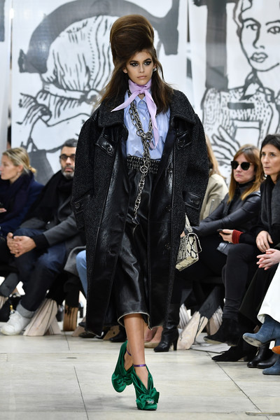 Miu Miu At Paris Fashion Week, Fall 2018