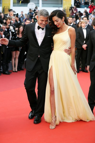 George And Amal Clooney At The 2016 Cannes Film Festival