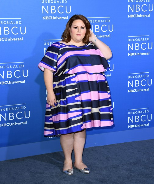Summer Stripes at NBCUniversal 2017 Upfront