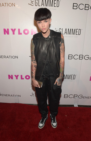 NYLON Young Hollywood Party, 2015